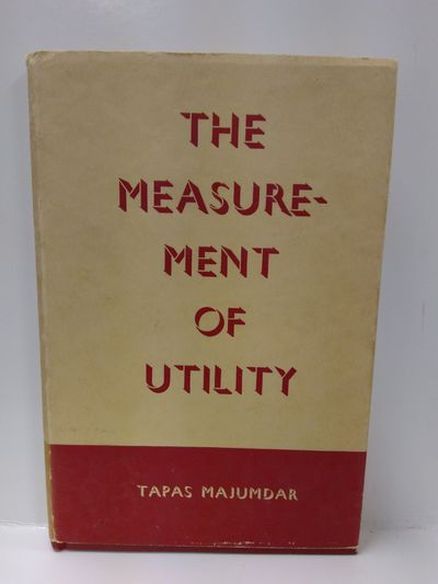 Image for The Measurement of Utility