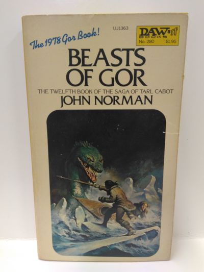 Image for Beasts of Gor