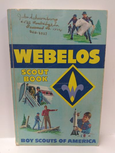Image for Webelos Scout Book