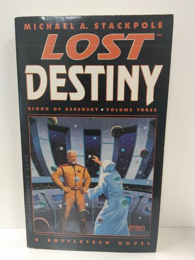 Image for Lost Destiny