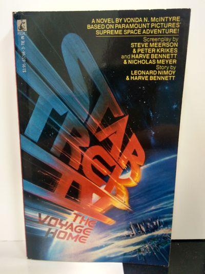 McIntyre UNREAD Star Trek Enterprise The First Adventure Paperback Book Vonda N