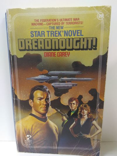 Image for Dreadnought! (Star Trek, Book 29)