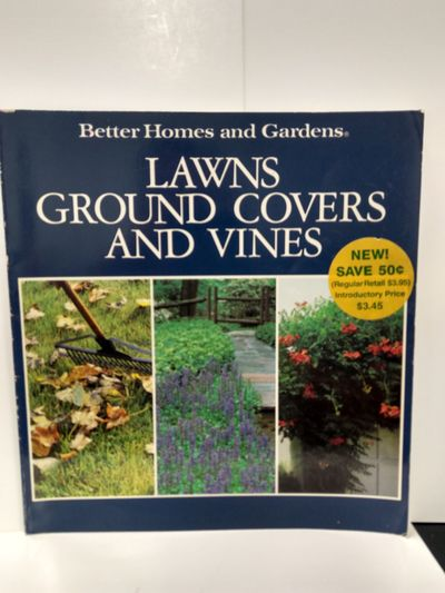 Image for Lawns, Ground Covers, and Vines