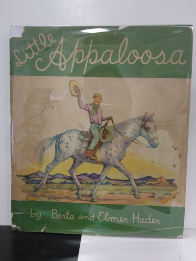 Image for Little Appaloosa