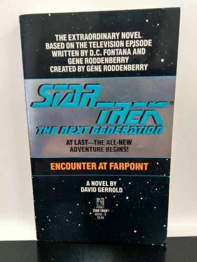 Image for Encounter at FarPoint (Star Trek, Next Generation)