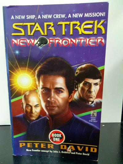 Image for House of Cards (Star Trek: New Frontier)