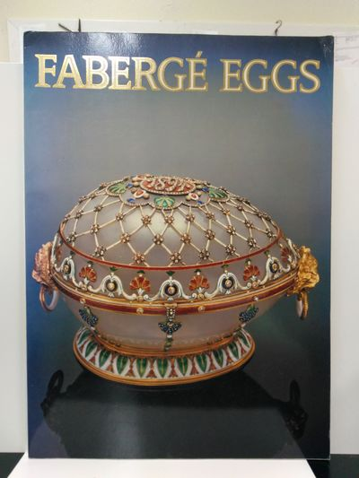 Image for Faberge Eggs: Imperial Russian Fantasies