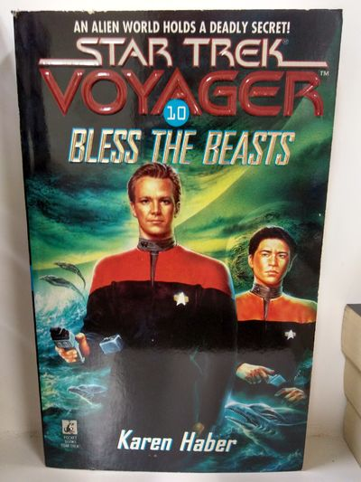Image for Bless the Beasts (Star Trek Voyager, No 10)