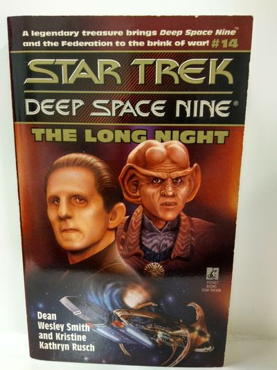 Image for The Long Night (Star Trek Deep Space Nine, No 14)