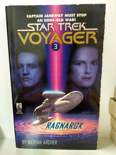 Image for Ragnarok (Star Trek Voyager 3)