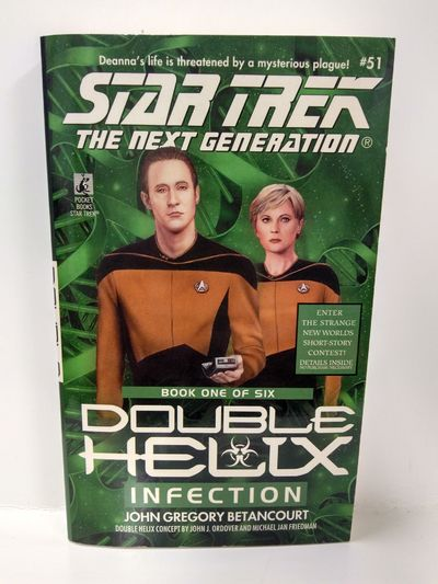 Image for Infection (Star Trek The Next Generation: Double Helix, Book 1)
