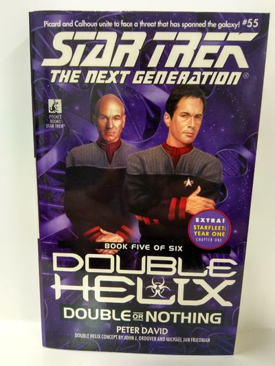 Image for Double or Nothing (Star Trek The Next Generation: Double Helix, Book 5)
