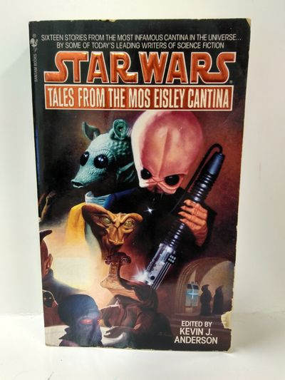 Image for Star Wars: Tales from the Mos Eisley Cantina