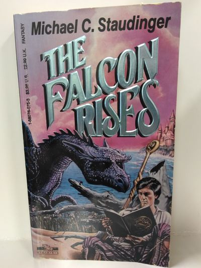 Image for The Falcon Rises