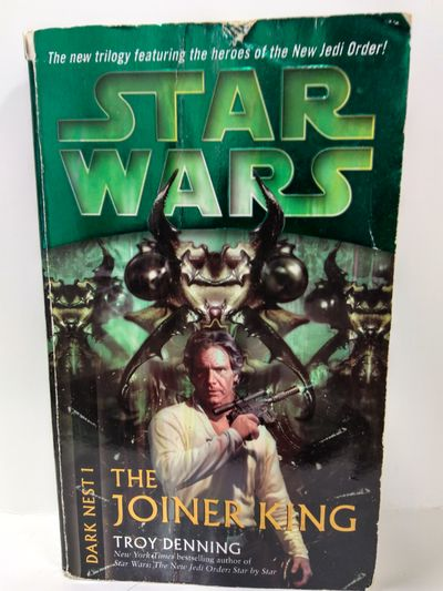 Image for The Joiner King (Star Wars: Dark Nest, Book 1)