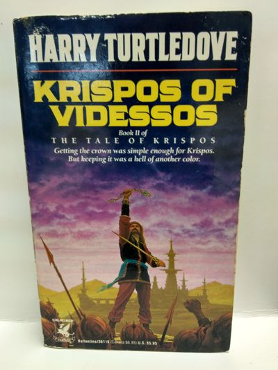Image for Krispos of Videssos (Tale of Krispos, No 2)