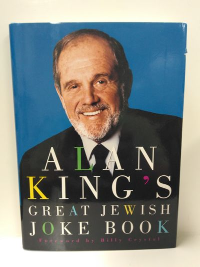 Image for Alan King's Great Jewish Joke Book (SIGNED)