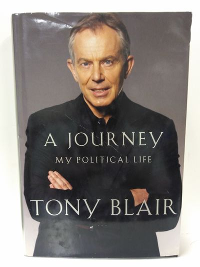 Image for A Journey: My Political Life (SIGNED)