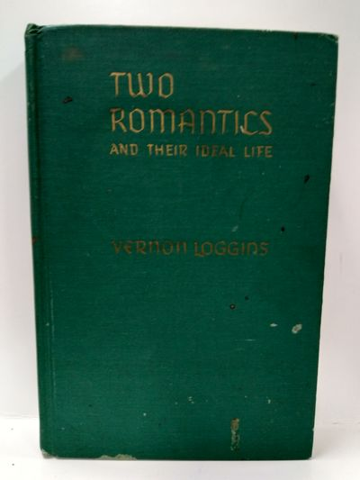 Image for Two Romantics and Their Ideal Life (SIGNED)
