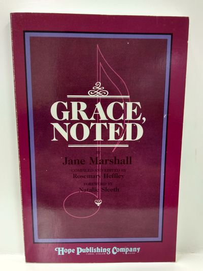 Image for Grace, Noted (SIGNED)