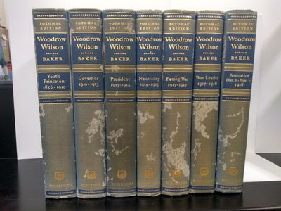 Image for Woodrow Wilson: Life and Letters; 7-Volume Set: