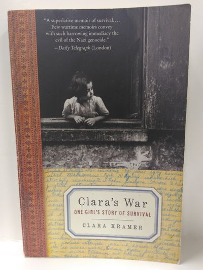 Image for Clara's War: One Girl's Story of Survival