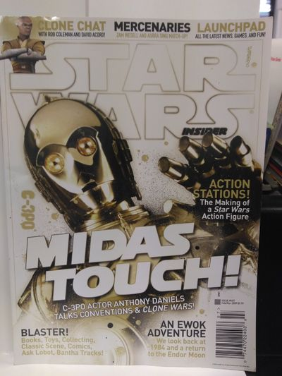 Image for Star Wars Insider Magazine Issue 107 Feb/March 2009