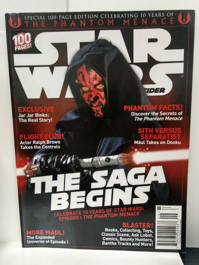 Image for Star Wars  Insider Magazine Issue 109 May/June 2009