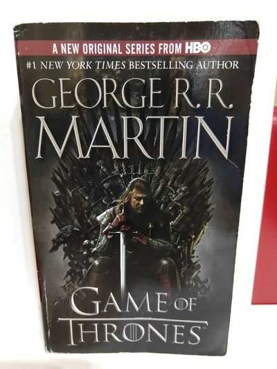 Image for A Game of Thrones: A Song of Ice and Fire: Book One