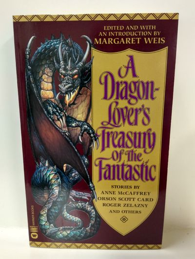 Image for A Dragon-Lover's Treasury of the Fantastic