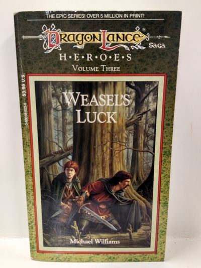 Image for Weasel's Luck (Dragonlance #3)
