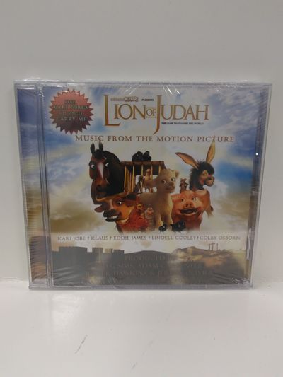 Image for The Lion of Judah Sound Track