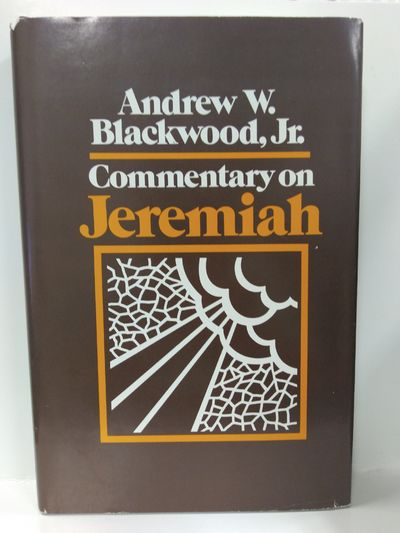 Image for Commentary on Jeremiah: The Word, the Words, and the World