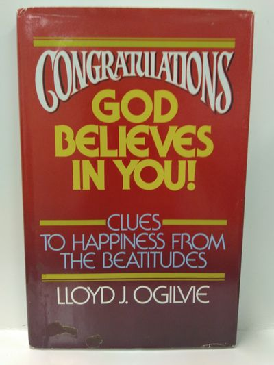 Image for Congratulations--God Believes in You!: Clues to Happiness from the Beatitudes