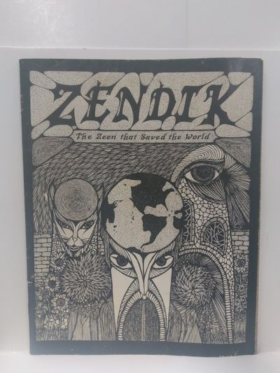 Image for Zendik:  The Zeen that Saved the World