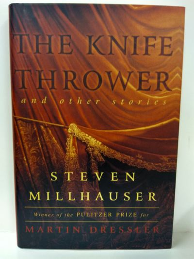 Image for The Knife Thrower: And Other Stories