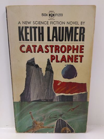 Image for Catastrophe Planet
