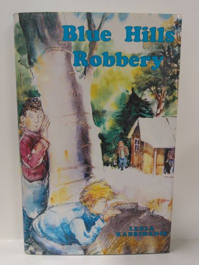 Image for Blue Hills Robbery (SIGNED)