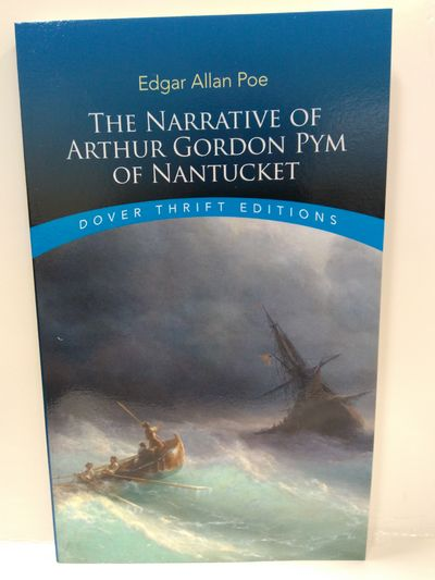 Image for Narrative Of Arthur Gordon Pym Of Nantucket