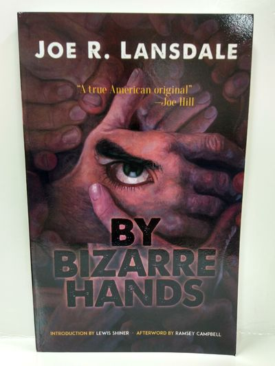 Image for By Bizarre Hands (Dover Horror Classics)