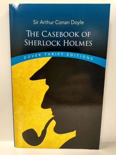Image for The Casebook of Sherlock Holmes (Dover Thrift Editions)