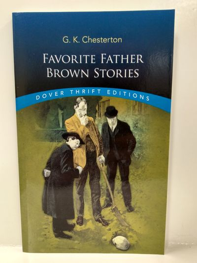 Image for Favorite Father Brown Stories
