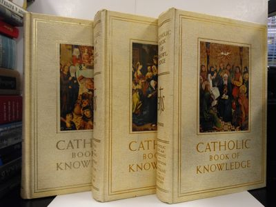 Image for Catholic Book of Knowledge: Catholic Life and Teaching: Tradition, Doctrine, Church History [3 Volu