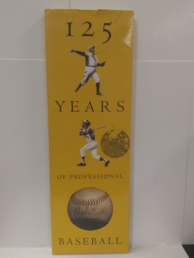 Image for 125 Years of Professional Baseball