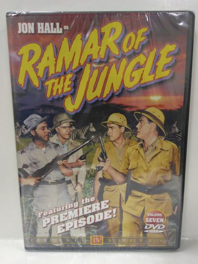 Image for Ramar of the Jungle, Volume 7