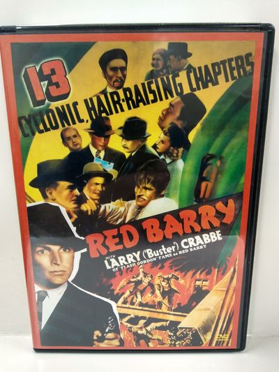 Image for Red Barry