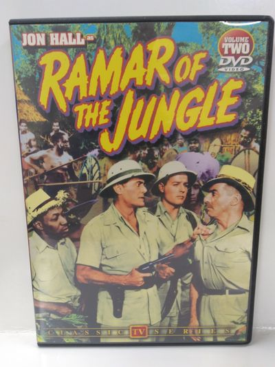 Image for Ramar of the Jungle, Volume 2