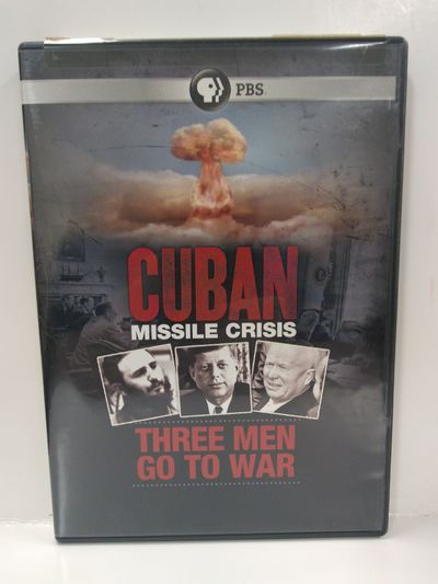 Image for Cuban Missile Crisis: Three Men Go to War