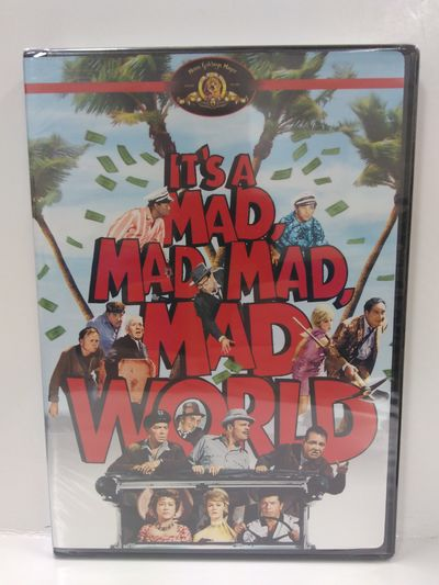 Image for It's a Mad Mad Mad Mad World