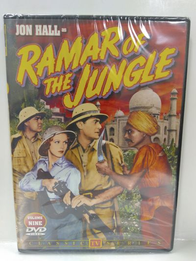 Image for Ramar of the Jungle, Volume 9